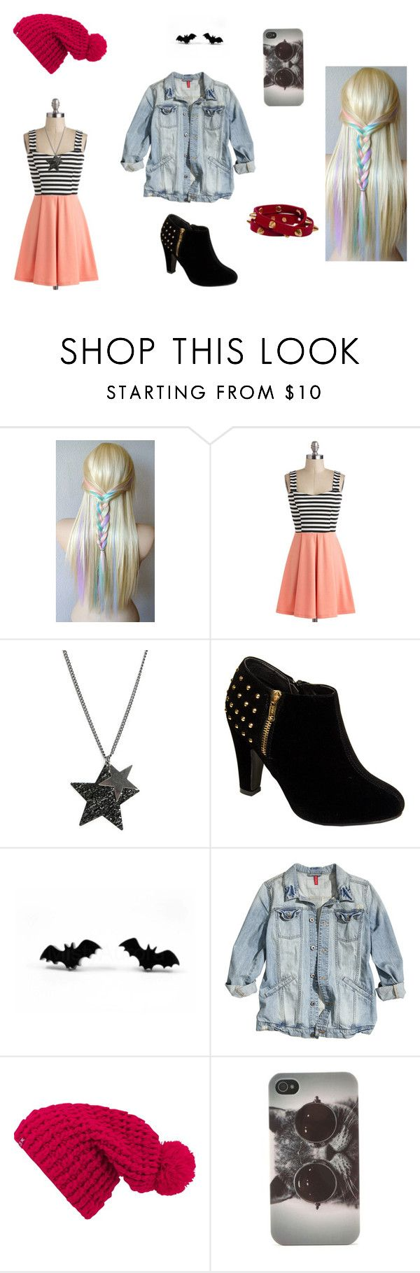 """""""October movies."""" by lyzerod ❤ liked on Polyvore featuring MANGO, Monday, H&M, Kari Traa, With Love From CA and Humble Chic"""