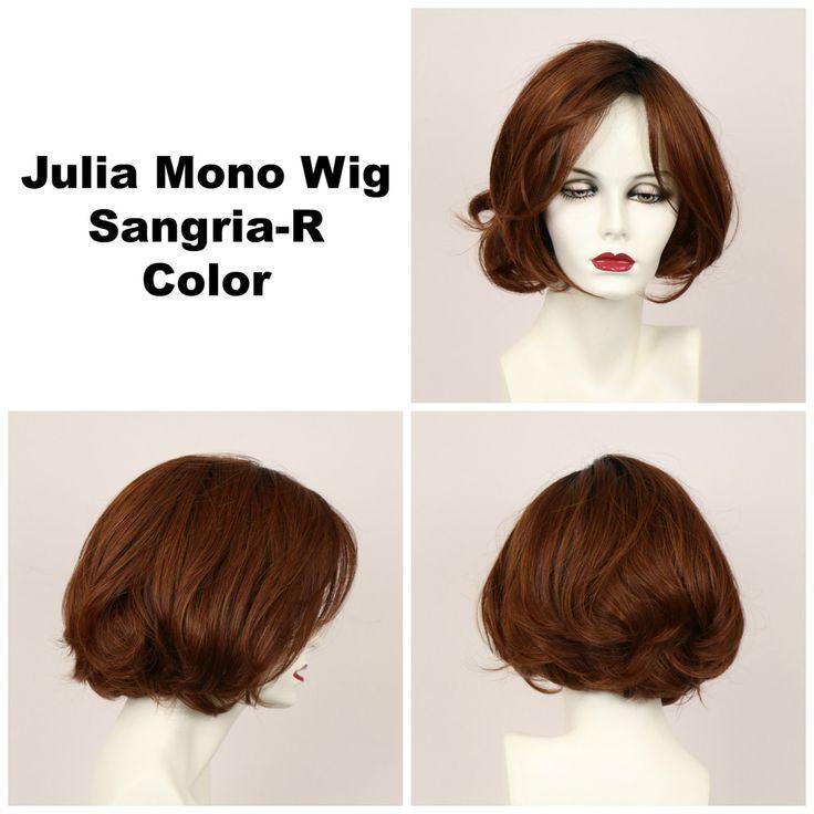 Julia LF (medium wig) - Godivas Secret Wigs