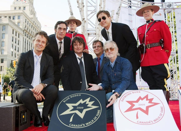 Beloved Toronto band Blue Rodeo honoured with its own street name - thestar.com