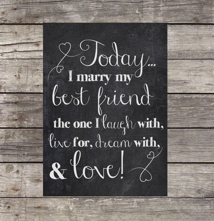 Chalkboard Wedding Sign  Instant Download von OurLittleMoments, $2,00