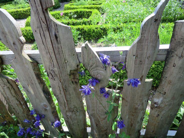 Schöner Gartenzaun