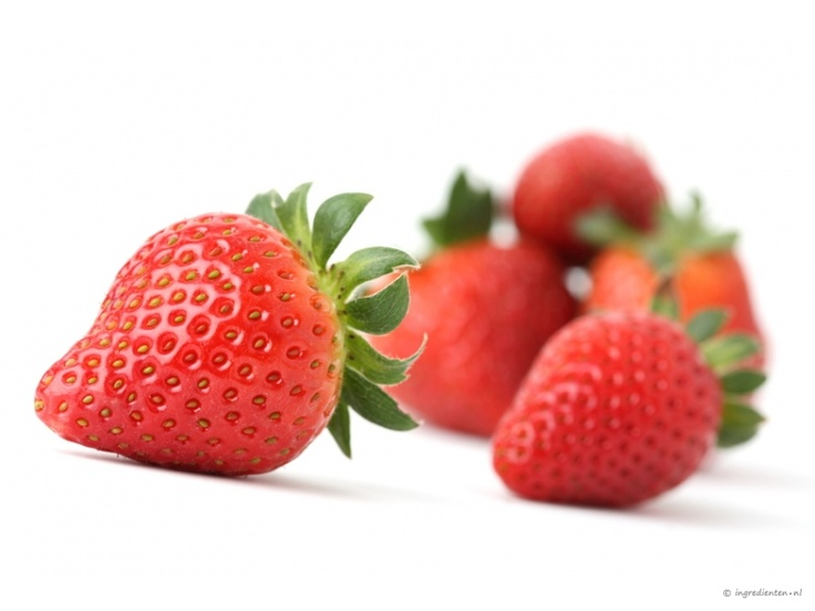 Mmmm.. Hollandse aardbeien