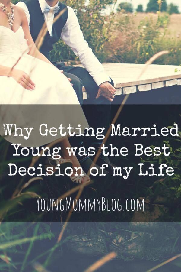 Getting married young was the best decision of my life. Here are a few reasons as to why I wouldn't change it for the world.