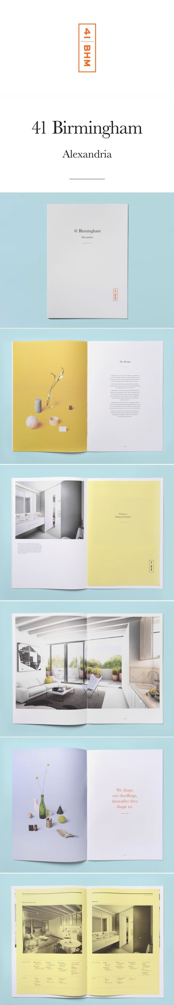 This feels light and airy, much like the apartment looks. - 41 Birmingham…