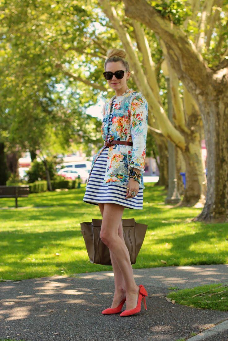 :: stripes/florals ::