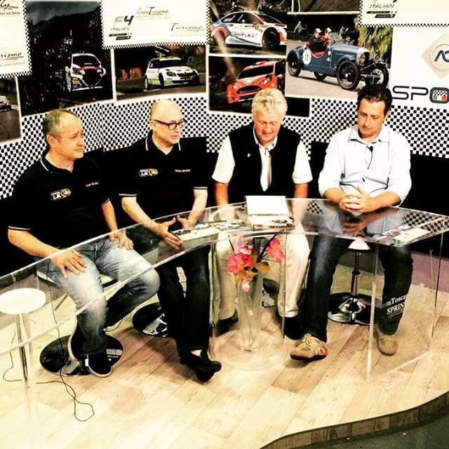 Stasera nuova puntata di #ToscanaTv #Motori ore 23 canale 18 del digitale terrestre. Conduce #LorenzoCaffè
