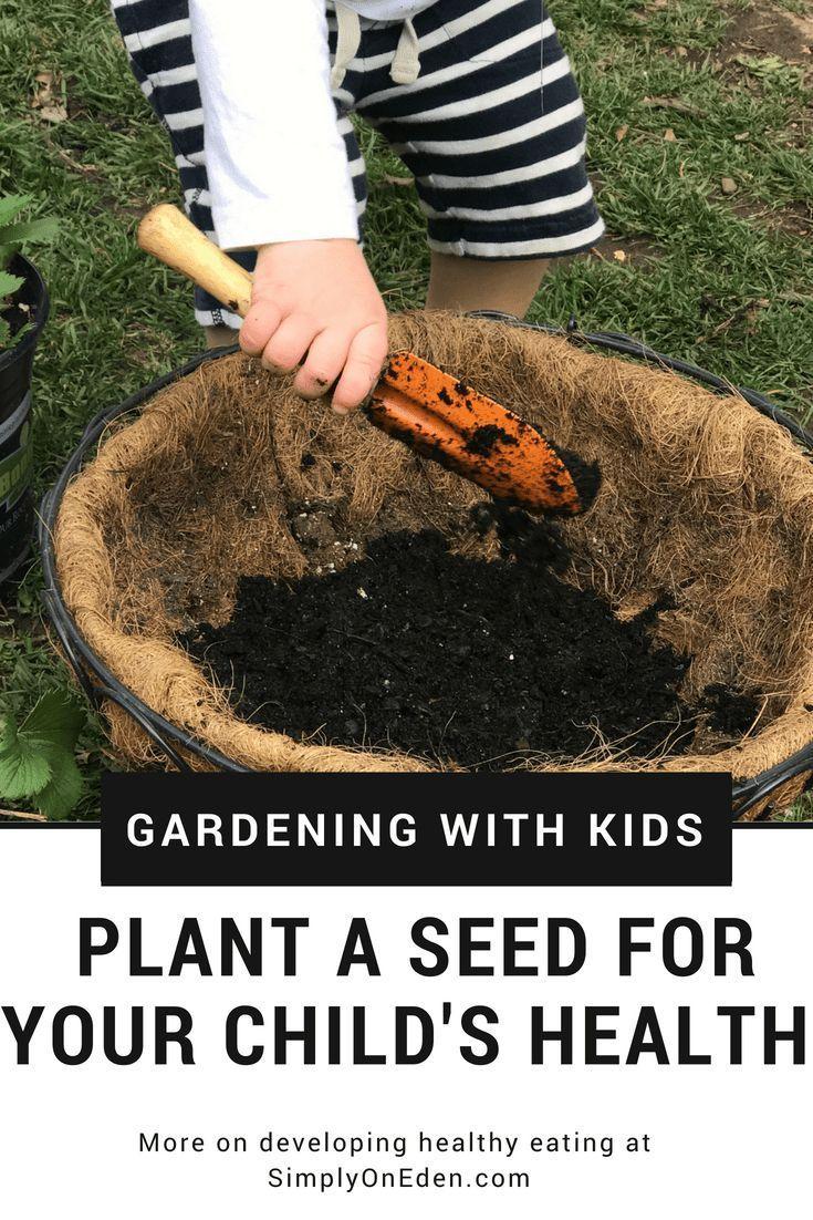 How Does Gardening Help A Child's Development