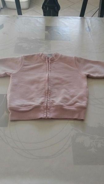 veste fille taille 12 mois marque petit bateau tres bon etat a vendre #onselz