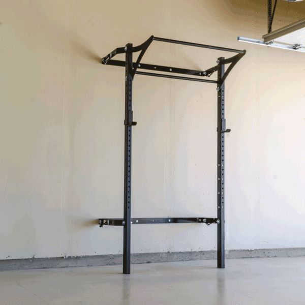 Profile Squat Rack With Kipping Bar As Seen On Abc S Shark Tank Gimnasio En Casa Sala De Gimnasio En Casa Y Diseno De Gimnasio En Casa