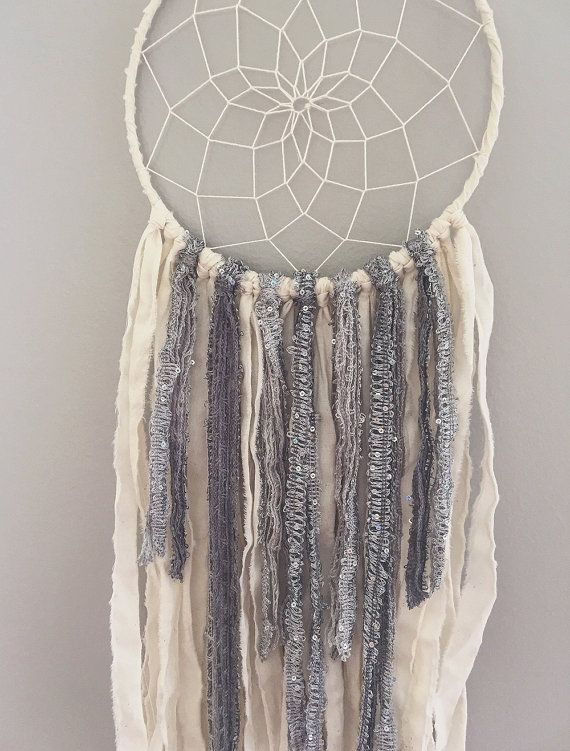 Boho Decor  Dreamcatcher Bohème  Gypsy par willowandwanderlust