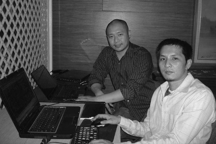 The Quinlan Group Philippines. Christian and Jefferson are heading up the new Quinlan Group Philippines office.