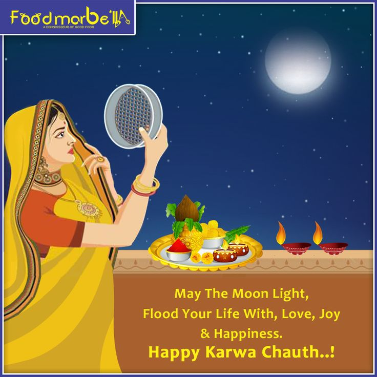 Food Marbella Wishes a Happy #KarwaChauth to all Spouses. Karwa Chauth is that one day celebration that comes annually and is observed by women in India for the welfare and health of their husbands . #KarwaChauth2015