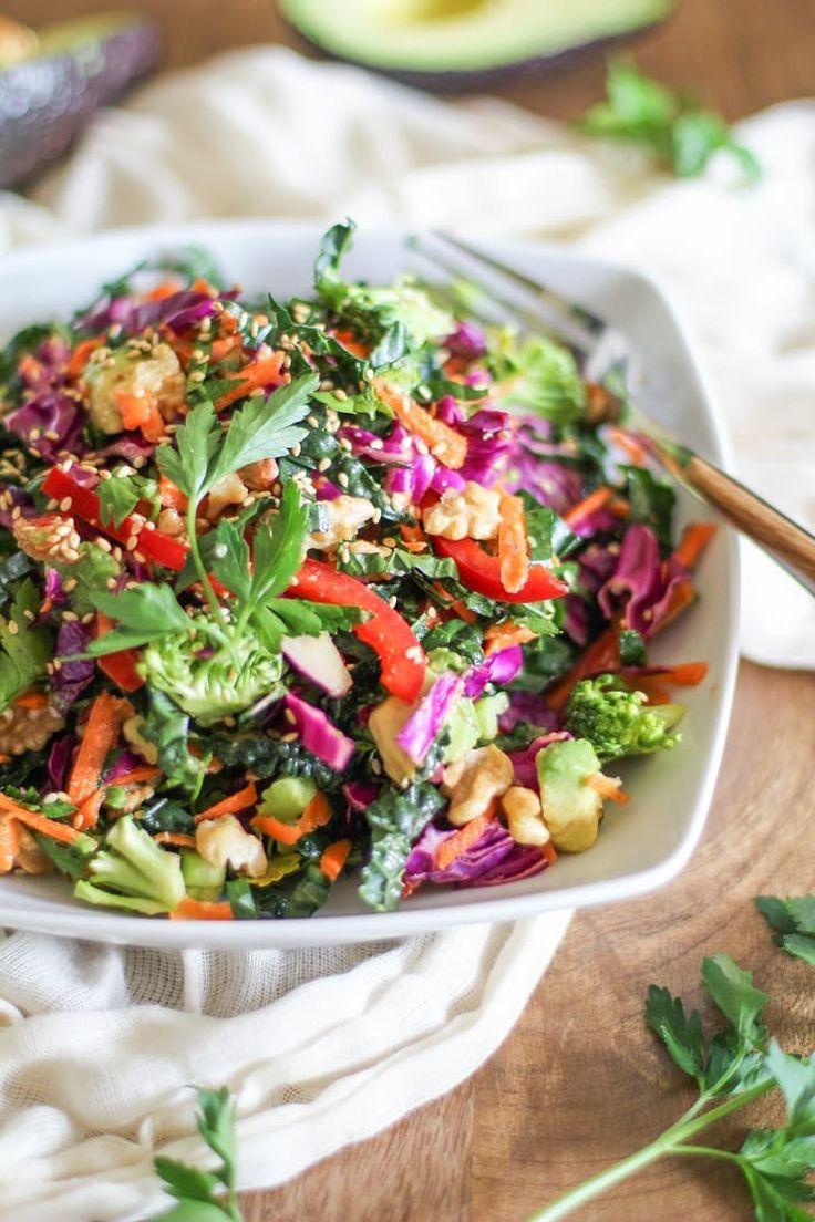 Fancy The Ultimate Detox Salad
