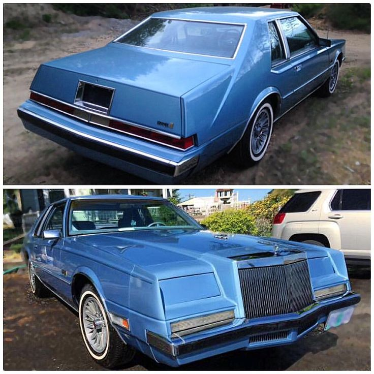 336 Best Chrysler Imperial For 1981, 1982, 1983 Images On