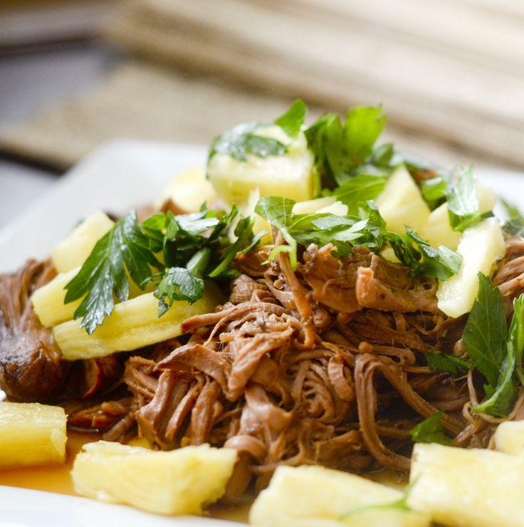 Crock Pot Teriyaki Pork Tenderloin | Recipe | Pork, Teriyaki Pork ...
