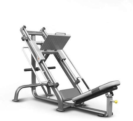 E-3898 Titanium Series 45 Degrees Leg Press Plate Loaded ...