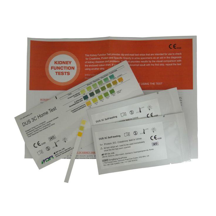 10+x+Home+Urine+Kidney+Function+Tests+-+2+Test+Strips+Per+Foil #pregnancyteststrips,