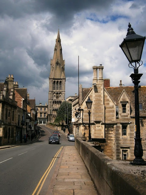 Stamford, Lincolnshire, UK, a really wonderful place