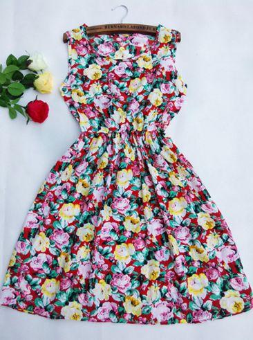 2016 Summer Dress - Dress #104