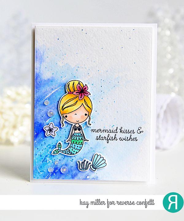 reverse confetti Mermaid Kisses에 대한 이미지 검색결과