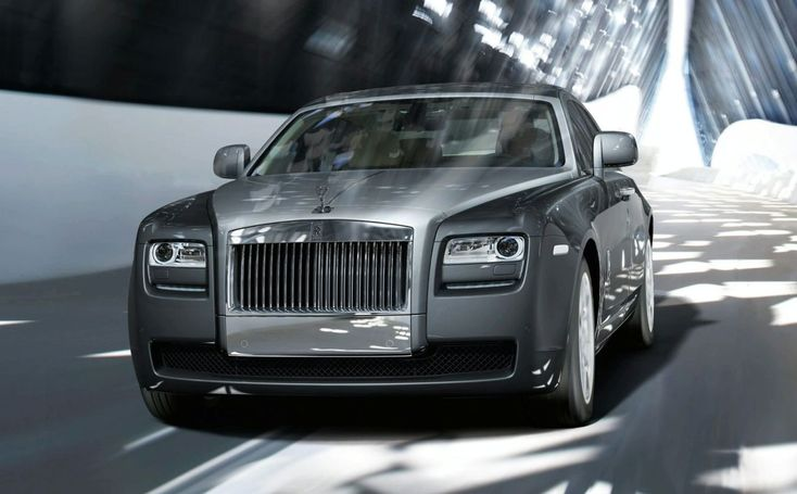Rolls Royce California | Exotic Black Rolls Royce Ghost