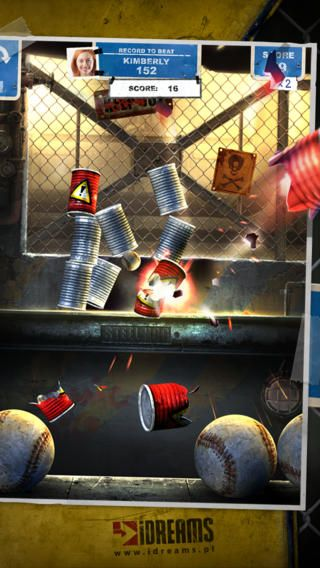 Can Knockdown 3 - Game