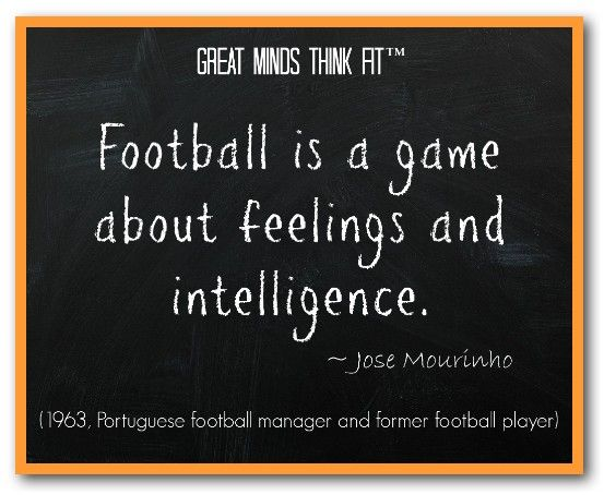 Famous #Football #Quote by Jose Mourinho