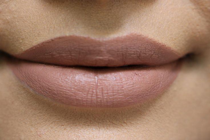 Hey Veen : NYX Liquid Sude Lipsticks Review Sandstorm