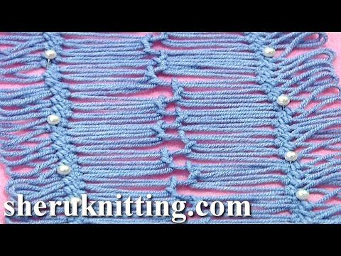 One Loop Joining Hairpin Lace Technique Tutorial 18 Part 1 of 4 How to Join Hairpin Lace - YouTube