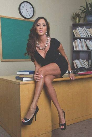 image Hot sex teacher ariella ferrera fuck her younger student