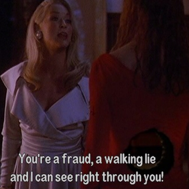 Death becomes her | Movie Quotes | Pinterest