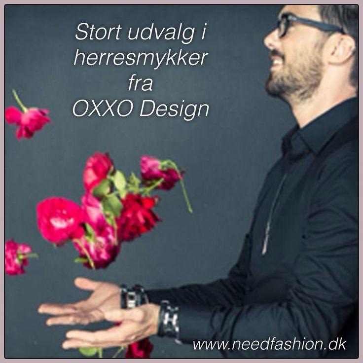 OXXO Design. Herrekollektion