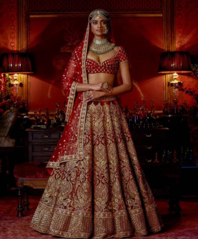 Wedding season is on! If you want to be brilliantly inspired, these are the Indian fashion designers that you should stalk on Instagram! Take a look!