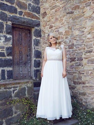 17 besten Plus Size Wedding Dresses Bilder auf Pinterest ...