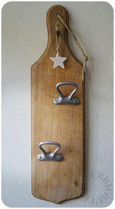 porte torchons by Custom' Bricol'