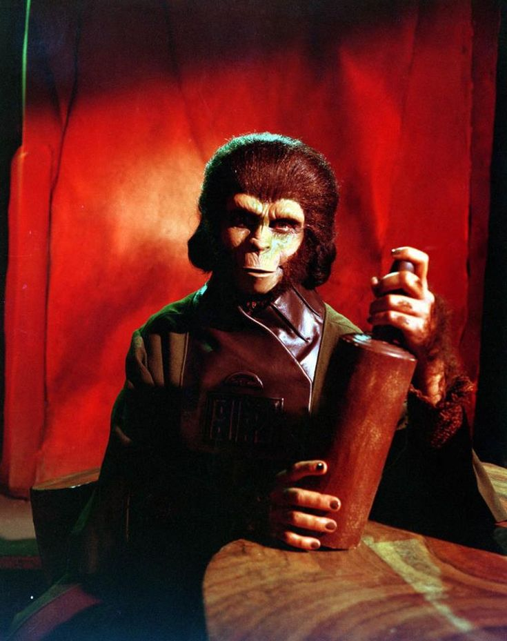 Archives Of The Apes: Planet Of The Apes (1968) Part 33