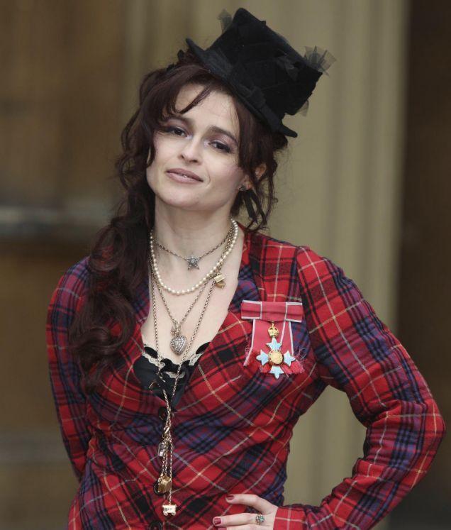 Helena Bonham Carter Expressing her Personality | Angela Marshall