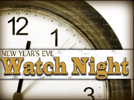 Watch Night Service   New Year S Eve   St  Albans Queens Ny