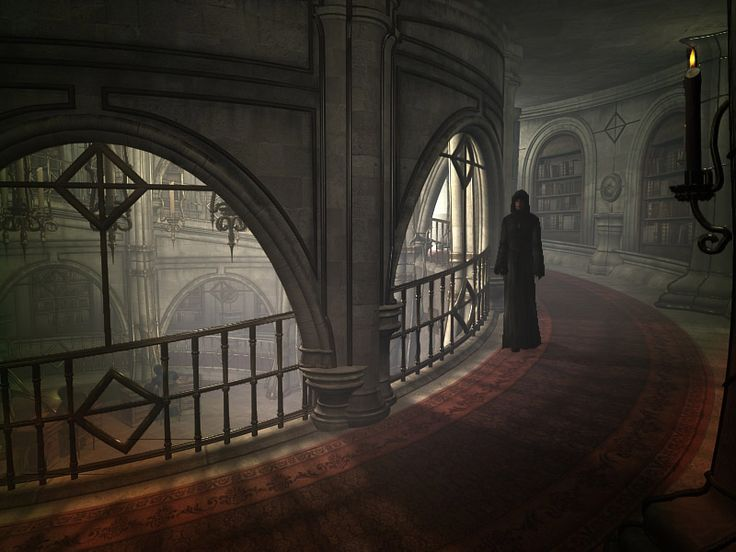 Syberia I & II - Screenshots of Kate Walker's adventures - Microïds