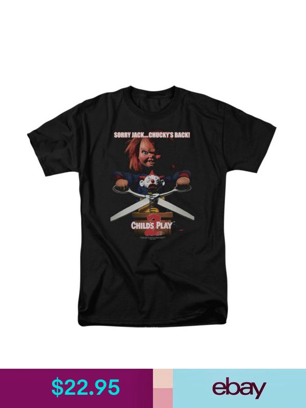 d8f169ab4f1f Chucky T-Shirts  ebay  Clothing