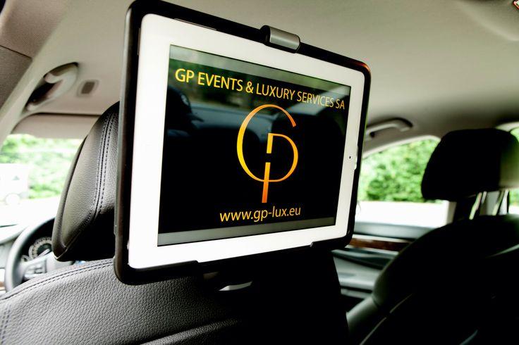 Vip drive service wuth bmw 7 series