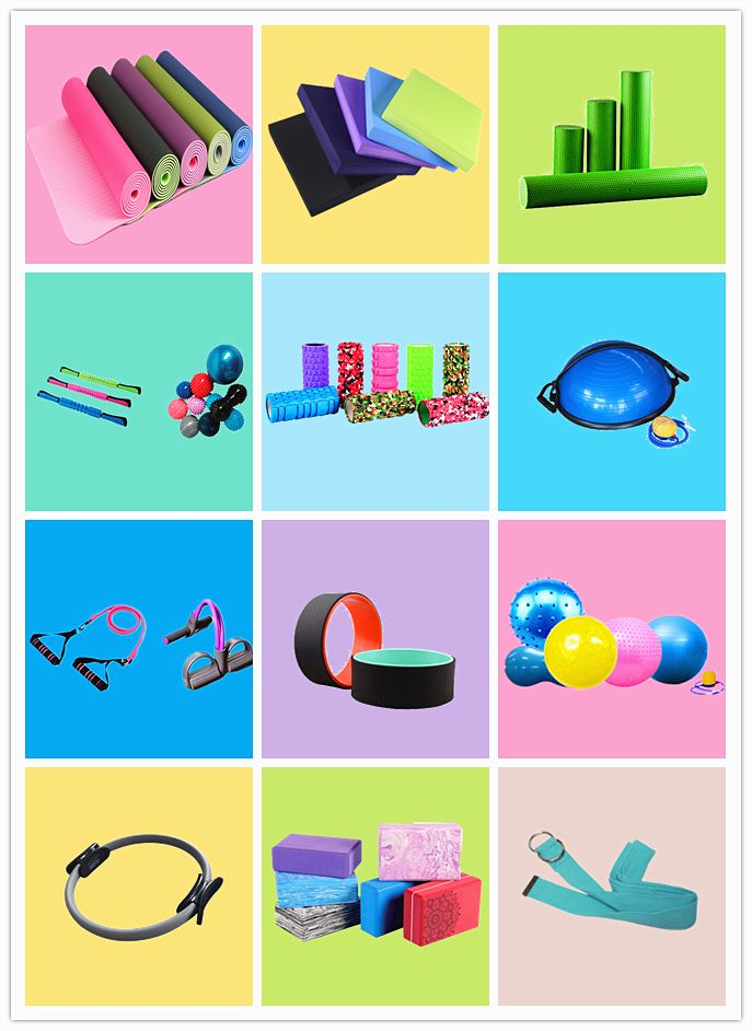 Yangzhou Funny Outdoor Co Ltd All Kinds Of Yoga Products For