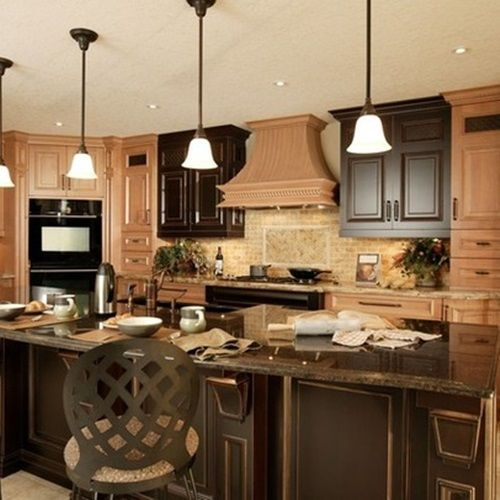 Wonderful Modern French Kitchen Decorating Ideas