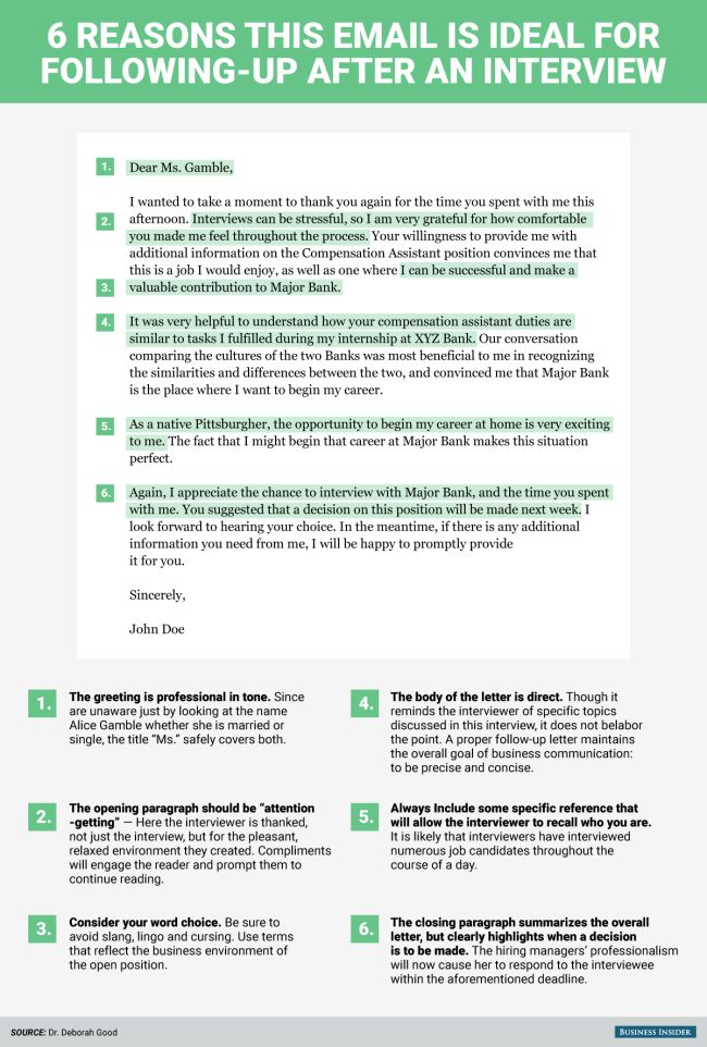 25 unique interview thank you notes ideas on pinterest 6 reasons this is the perfect thank you letter to send after a job interview negle Image collections