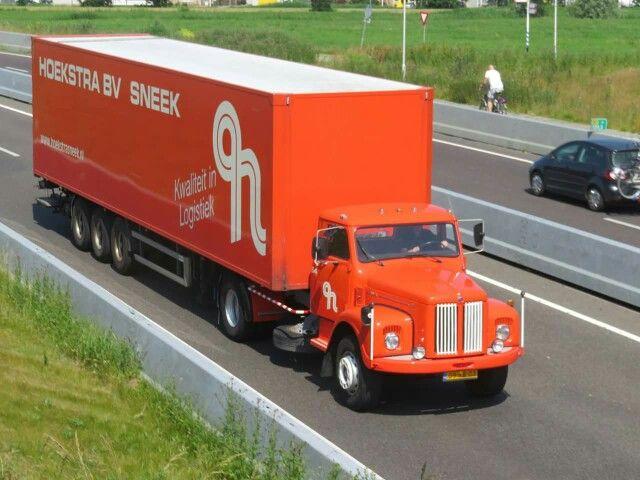 Scania vabis.