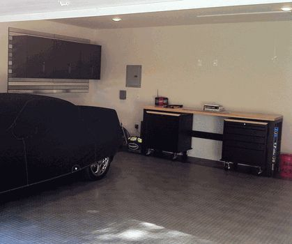 17 best images about black metal cabinets on pinterest for Garage piece auto