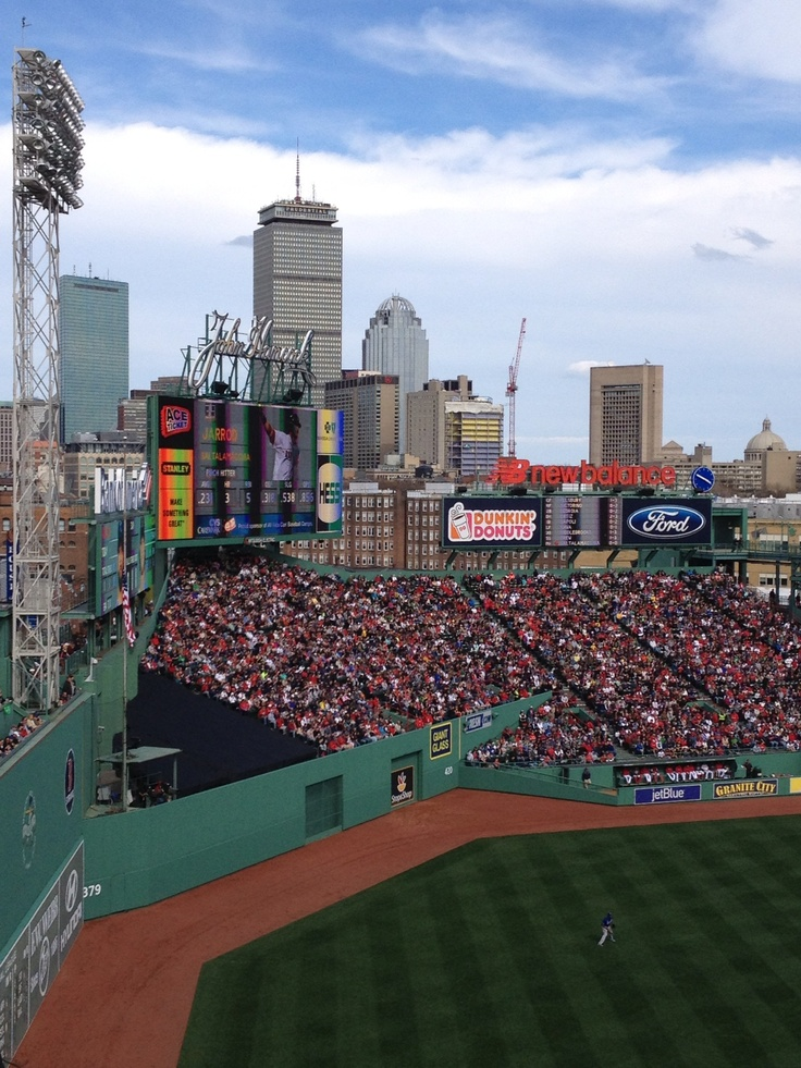 "a description of fenway park the home of the boston red sox The latest tweets from red sox (@redsox) official feed of the boston #redsox  one time we tweeted ""rivalry "" fenway park."