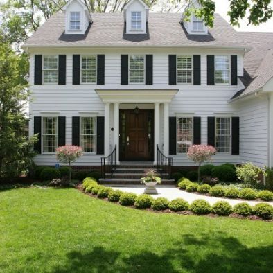 17 Best Images About Curb Appeal Makeover On Pinterest Exterior Colors Exterior Paint And
