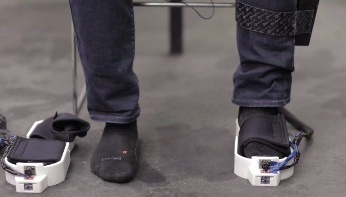 MIT labs smart boots could keep astronauts on their feet