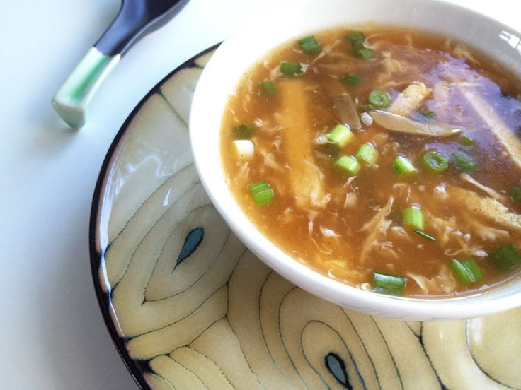 Szechuan Hot and Sour Soup | Recipe | Sour soup, Stew and ...